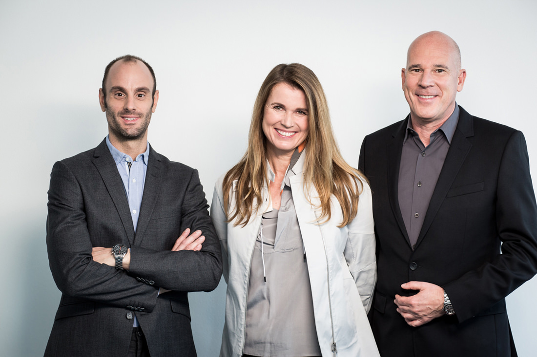 Dr. Markus Bechtold, Frau Dr. Vera Rasche, Dr. Martin Schneider