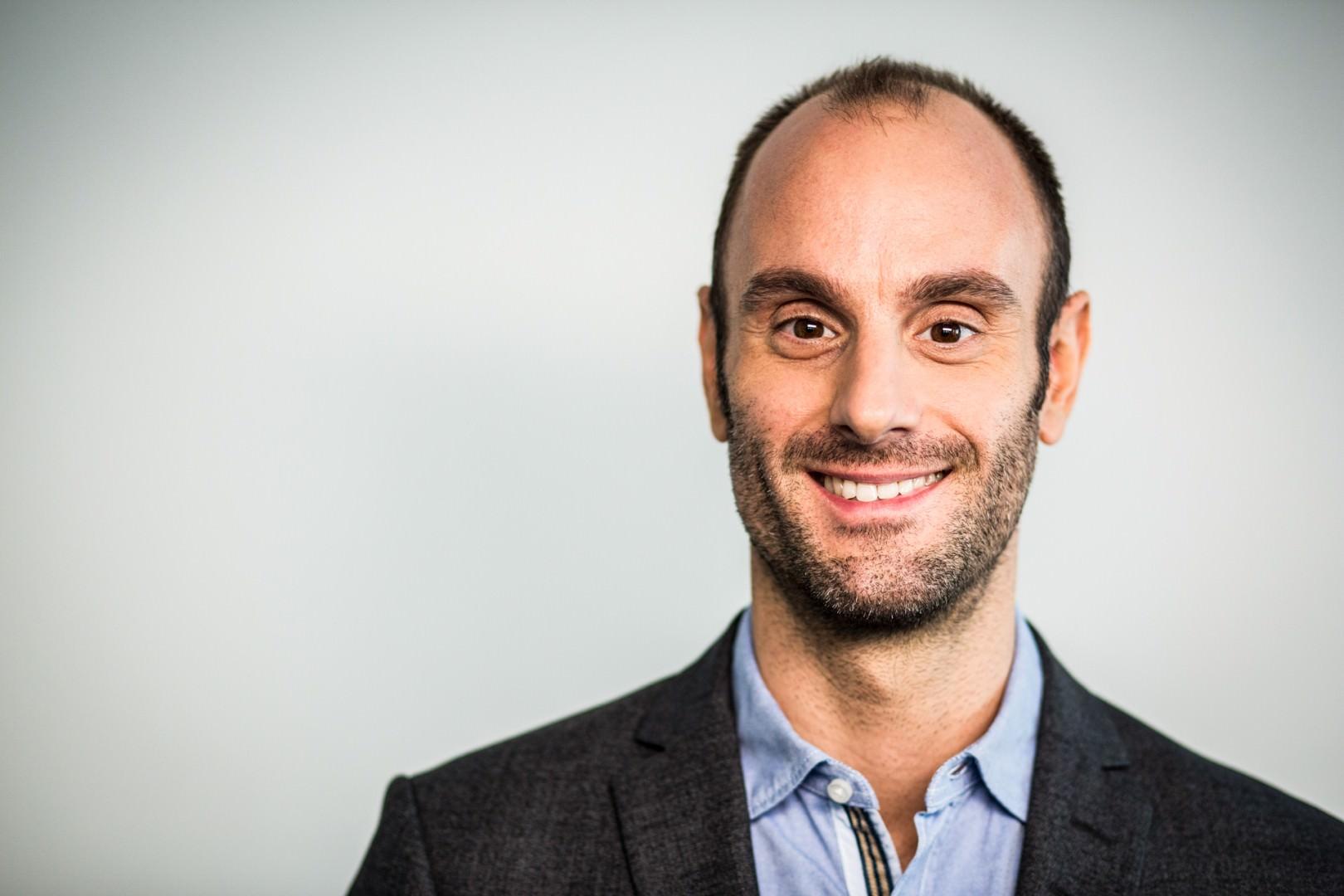 Portrait Dr. Markus Bechtold