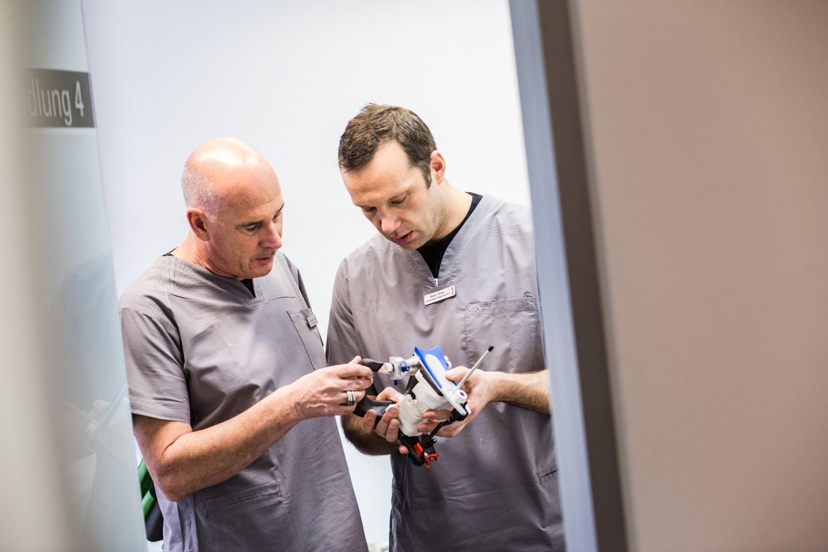Zahnkultur Köln - Dr. Martin Schneider und Stefan Bolky