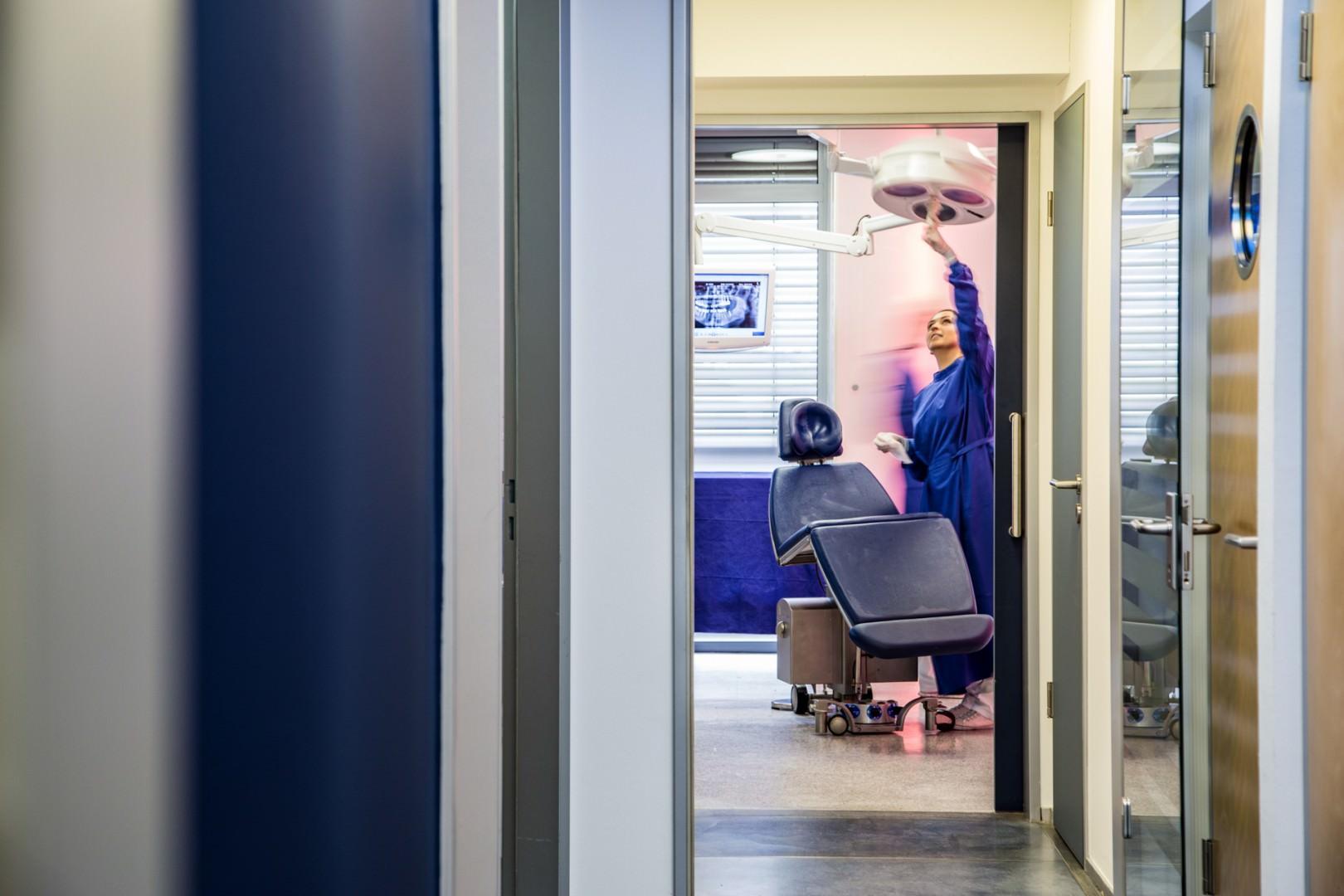Zahnkultur Köln :Klinik-Standard