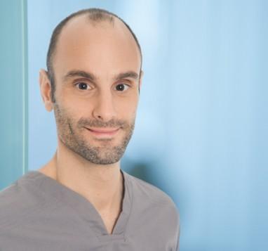 Portrait von Dr. Markus Bechtold