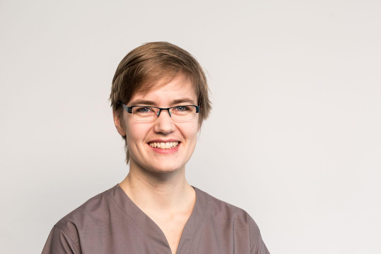 Portrait Dr. Veronika Kaunisaho
