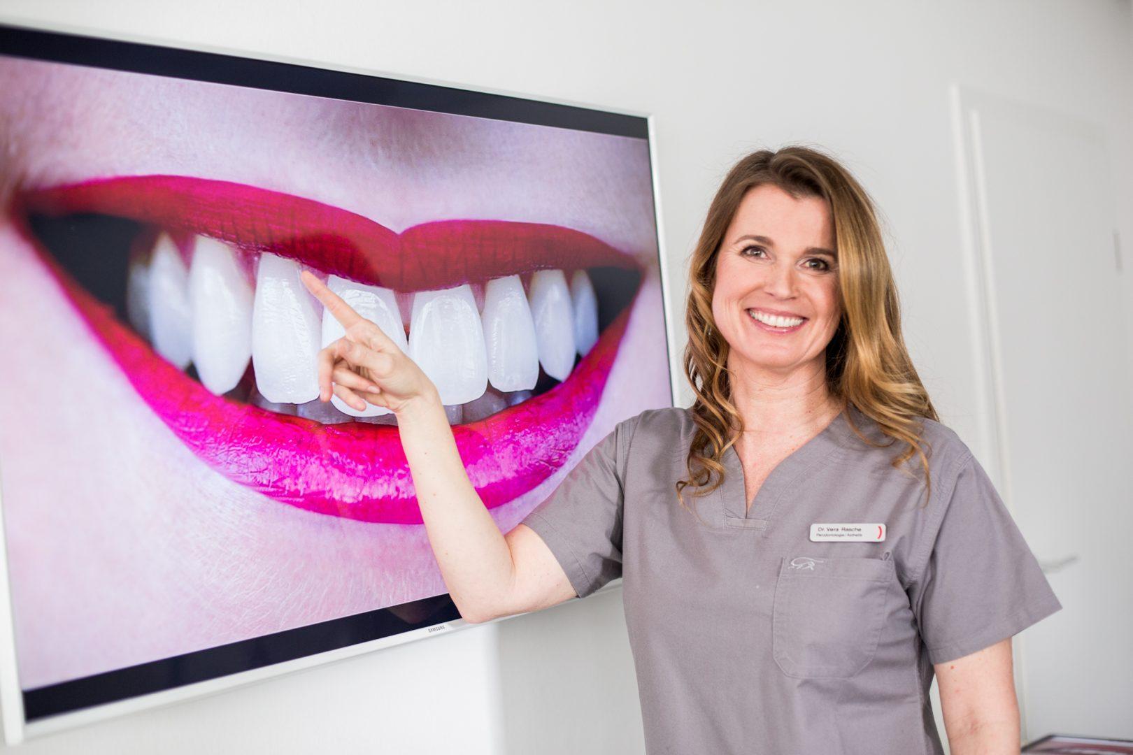 Zahnkultur Köln: Frau Dr. Rasche, Ästhetik in der Zahnmedizin