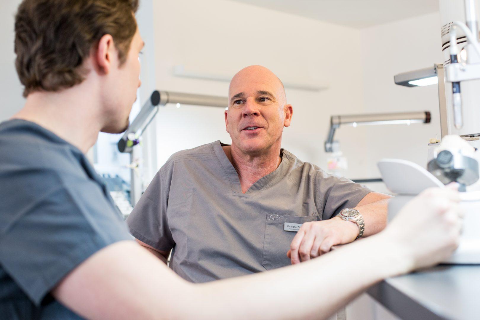 Zahnkultur Köln: Zahnlabor Ästhetik Dr. Martin Schneider und Thomas Unruh im Gespräch