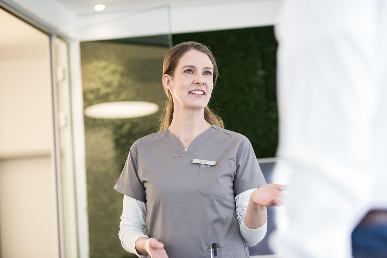 ZMP bittet zum Termin in der Zahnarztpraxis Zahnkultur in Köln