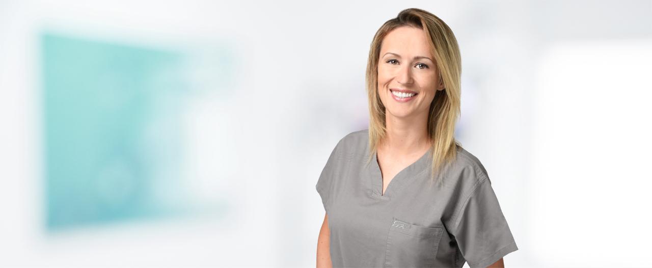 Laura Kamrath ist Zahnärztin der Zahnarztpraxis ZAHNKULTUR) in Köln