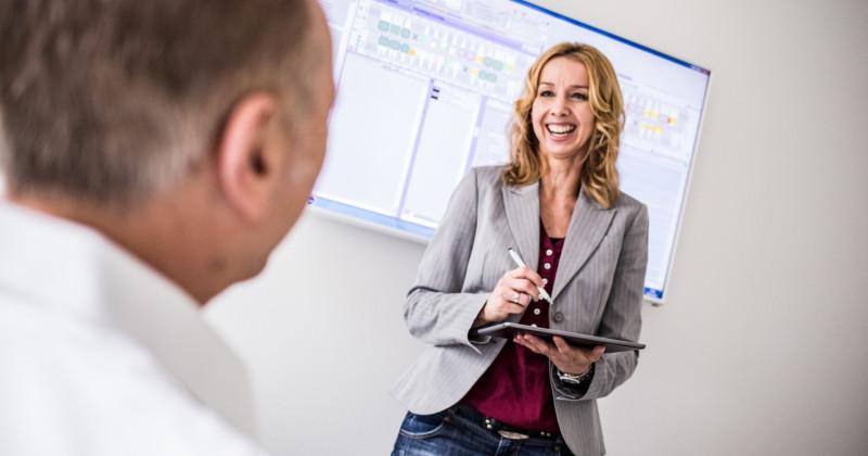 Patientenberatung mit Online-Sprechzeiten
